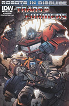 Image: Transformers: Robots in Disguise #10 (10-copy incentive cover) (v10)