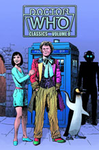 Image: Doctor Who Classics Vol. 08 SC  - IDW Publishing