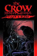 Image: Crow: Midnight Legends Vol. 02 - Flesh & Blood SC  - IDW Publishing