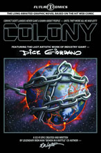 Image: Colony SC  - IDW Publishing