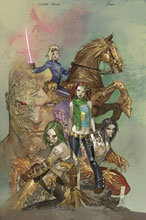 Image: Cyber Force Vol. 04 #1 - Image Comics