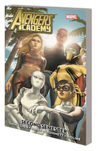 Image: Avengers Academy: Second Semester SC  - Marvel Comics