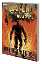 Image: Daken: Dark Wolverine - No More Heroes SC  - Marvel Comics