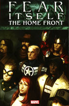 Image: Fear Itself: Home Front SC  - Marvel Comics