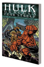 Image: Fear Itself: Hulk / Dracula SC  - Marvel Comics