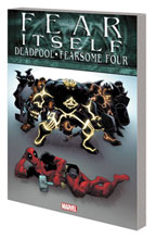 Image: Fear Itself: Deadpool / Fearsome Four SC  - Marvel Comics