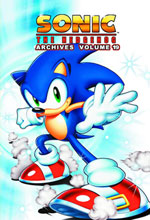 Image: Sonic the Hedgehog Archives Vol. 19 SC  - Archie Comic Publications
