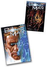 Image: Bionic Man #15 - D. E./Dynamite Entertainment