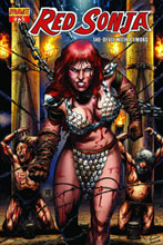 Image: Red Sonja #73
