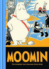 Image: Moomin: The Complete Lars Jansson Comic Strip Vol. 07 HC  - Drawn & Quarterly