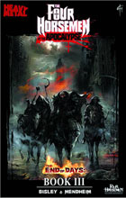 Image: Four Horsemen of the Apocalypse: End of Days Vol. 03 SC