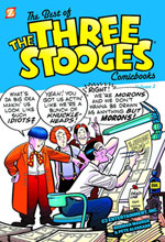 Image: Best of the Three Stooges Vol. 02 HC  - Papercutz