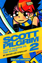 Image: Scott Pilgrim Color Vol. 02: Scott Pilgrim vs. The World HC  - Oni Press Inc.