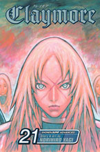 Image: Claymore Vol. 21 SC  - Viz Media LLC