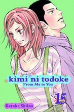 Image: Kimi Ni Todoke Vol. 15 SC  - Viz Media LLC