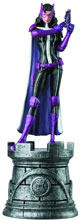 Image: DC Superhero Chess Figure Collector's Magazine #21 (Huntress - White Rook) - Eaglemoss Publications Ltd