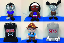 Image: Walking Dead Plush 12-Piece Assorment  - Movie/Tv Toys