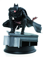 Image: Dark Knight Rises Action Hero Vignette: Batman  (1/9 Scale) - Dc Heroes