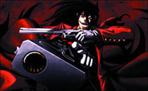 Image: Hellsing Ultimate Vol. 1-4 Box Set Blu-Ray+DVD  - Classic Anime