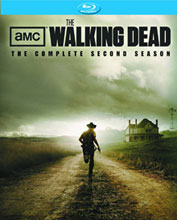 Image: Walking Dead: The Complete Second Season Blu-Ray  - Movie/Tv Dvds & Digital Media