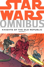 Image: Star Wars Omnibus: Knights of the Old Republic Vol. 02 SC  - Dark Horse Comics