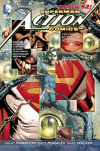 Image: Superman - Action Comics Vol. 03: At the End of Days HC  - DC Comics