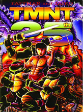 Image: Teenage Mutant Ninja Turtles 25th Anniversary HC  - IDW Publishing
