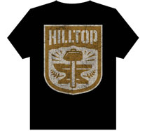 Image: Walking Dead All-Out War: Hilltop Mens T-Shirt  (L) - Image Comics