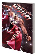 Image: Journey Into Mystery Featuring Sif Vol. 2: Seeds of Destruction SC  - Marvel Comics