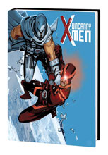 Image: Uncanny X-Men Vol. 02: Broken HC  - Marvel Comics