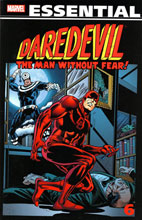 Image: Essential Daredevil Vol. 06 SC  - Marvel Comics