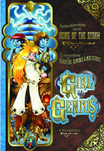 Image: Girl Genius Vol. 09: Agatha & the Heirs of the Storm SC  (new printing) - Airship Entertainment