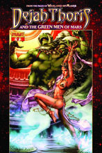 Image: Dejah Thoris & The Green Men of Mars #9 - Dynamite