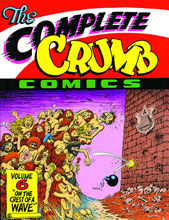 Image: Complete Crumb Comics Vol. 06: On the Crest of a Wave SC  (new printing) - Fantagraphics Books