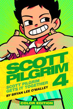 Image: Scott Pilgrim Color Edition Vol. 4: Scott Pilgrim Gets It Together HC  - Oni Press Inc.