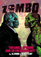 Image: Zombo: You Smell of Crime and I'm the Deodorant GN  - Rebellion / 2000AD