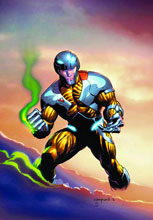 Image: X-O Manowar: The Deluxe Edition Vol. 01 HC  - Valiant Entertainment LLC