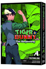 Image: Tiger & Bunny: The Beginning, Side A SC  - Viz Media LLC