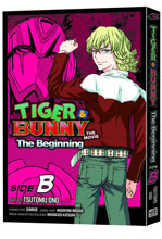 Image: Tiger & Bunny: The Beginning, Side B SC  - Viz Media LLC