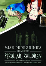 Image: Miss Peregrine's Home for Peculiar Children: The Graphic Novel HC  - Yen Press