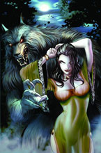 Image: Grimm Fairy Tales Presents Vampires & Werewolves SC  - Zenescope Entertainment Inc