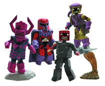 Image: Marvel Minimates Villain Zombies Collection  -