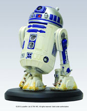 Image: Star Wars Statue: R2-D2  (1/10) -