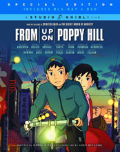 Image: From Up on Poppy Hill Blu-ray+DVD  -