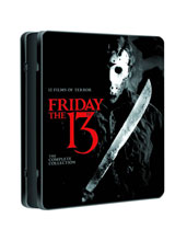 Image: Friday the 13th Complete Collection BluRay  -