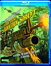 Image: Odd Angry Shot BluRay  -