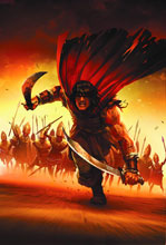 Image: Conan the Avenger #7 - Dark Horse Comics