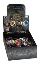 Image: Game of Thrones Buttons Counter Display  - Dark Horse Comics