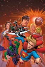 Image: Justice League United Annual #1 - DC Comics