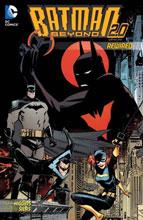 Image: Batman Beyond 2.0 Vol. 01: Rewired SC  - DC Comics